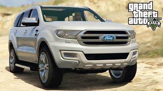 Ford Everest LIMITED GTA V