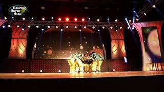 DANCING SUPER STAR SEASON 3   Special Category Winner 2nd Runner - Up - Pace Creators Dance Academy