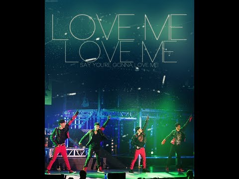 Big Time Rush - Love Me Love Me Instrumental