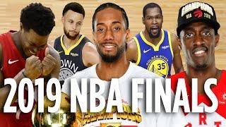 2019 NBA Finals: Raptors vs. Warriors in 16 minutes | NBA Highlights