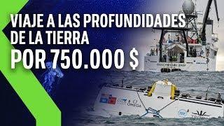 VIAJE a LA FOSA DE LAS MARIANAS por 750.000 $: El DESTINO MÁS EXCLUSIVO del MUNDO | Xataka TV