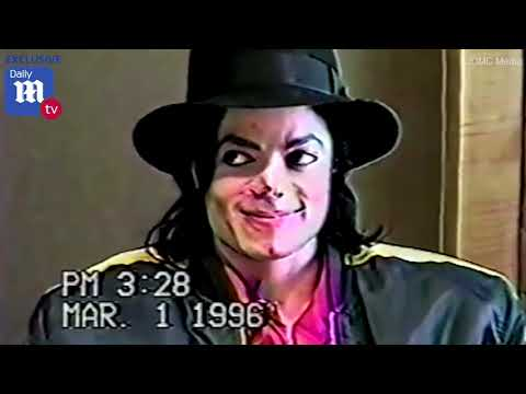 , title : 'Michael Jackson's extraordinary 1996 interrogation on abuse claims'