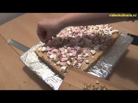 "Рецепт- Торт ""Юбилейный"" от videokulinaria.ru"