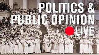 Web Event - 'Remember the ladies': Reflections on a centennial of women's suffrage | LIVE STREAM