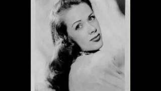 Fran Wallen with Claude Thornill and his orchestra - A sunday king of love