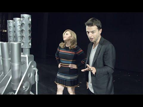 Mat Franco and Courtney Perna (видео)