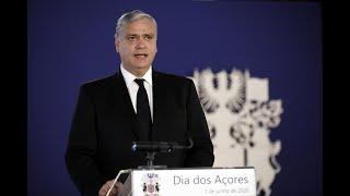 01/06: Intervenção do Presidente do Governo dos Açores no Dia da Região