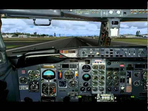Icaro Cargo Boeing 737-200 Exclusive Panel - смотреть онлайн на Hah Life