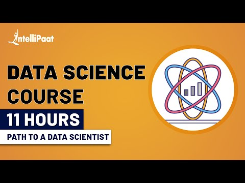 Data Science Course | Data Science Tutorial | Intellipaat - YouTube