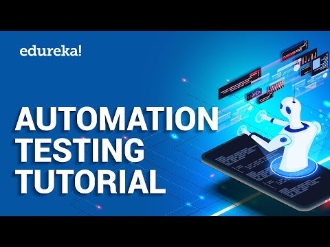 Automation Testing Tutorial for Beginners | Software Testing ...