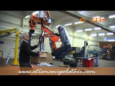 ATIS: manipolatori industriali