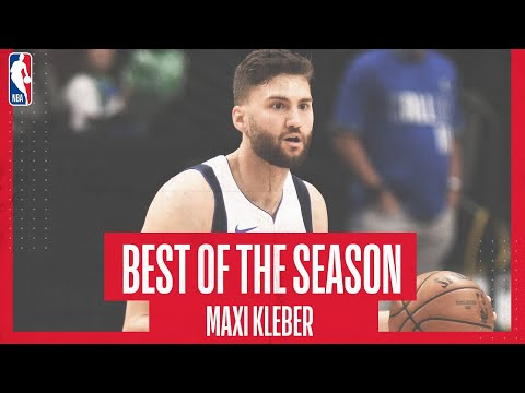 🎞️ MAXI KLEBER BEST OF SEASON | All of Maxi Kleber's top highlights from 20/21 campaign