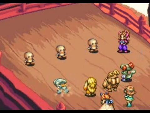 Magical Starsign (NINTENDO DS) Part 1 The Students