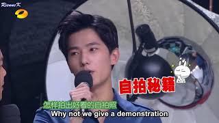 [Eng subs] Yang Yang @ 2016.09.24 Happy Camp  杨洋