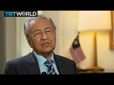 One on One: Malaysia's Prime Minister Mahathir Mohamad (TRT World)