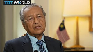 One on One: Malaysia's Prime Minister Mahathir Mohamad