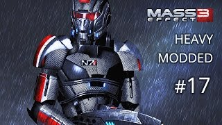 Mass Effect 3 Modded Walkthrough - Hardcore - Vanguard - Episode 17 - Thessia Pt 1