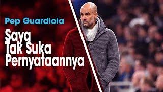 Dinilai Akan Bermain Keras oleh Pelatih Manchester United, Pep Guardiola Berikan Pembelaan