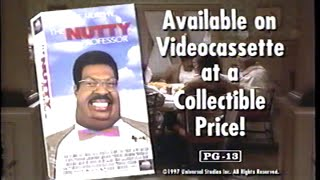 The Nutty Professor (1996) Video