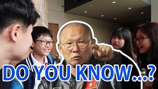베트남 축구 영웅 박항서, 호치민 사람들은 어떻게 생각할까?  l 세계일주#4