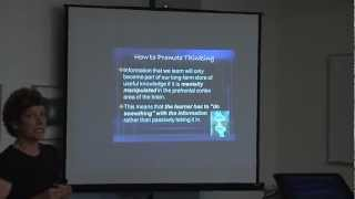 LBCC - Using Strategies and Scaffolding-March 9, 2012