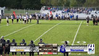 Rochester Football vs Northfield - 09-21-18