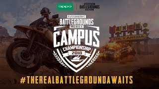 Campus Championship- Semi Finals 4 | ft Kronten Gaming & Poor Gamer Clan