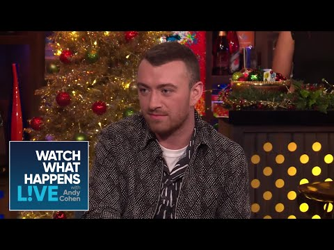Sam Smith's Awkward Bow To Prince Harry | WWHL
