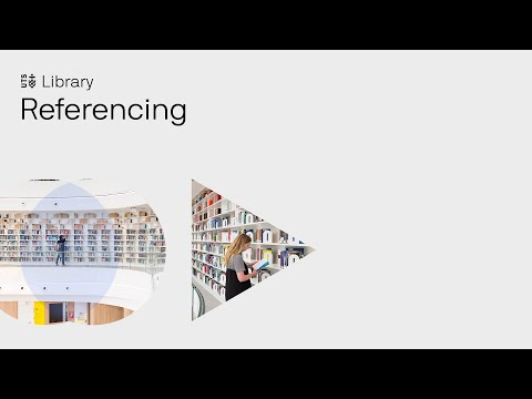 E. Writing Your Reference List