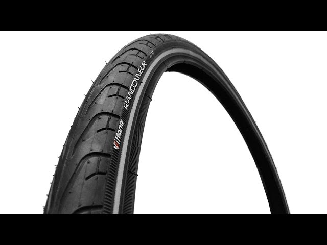 Видео Покрышка Vittoria Randonneur D 700x35C Rigid Full Black