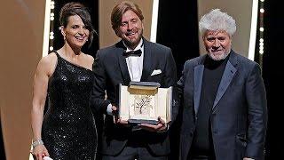 O efeito surpresa no palmarés de Cannes - cinema