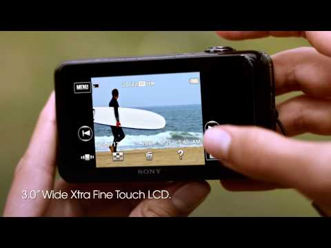 Sony Cyber-shot DSC-WX30 - Quality and creativity at your fingertips