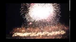 preview picture of video 'International Fireworks Contest Mauritius 2014'