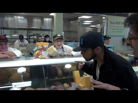 The Brothers Burns- Beatbox and Rap at Whole Foods (Oklahoma City)