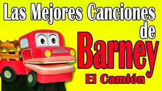 1 Hora ♫ Las Mejores Canciones Infantiles en Karaoke de Barney El Camión ♫ #
