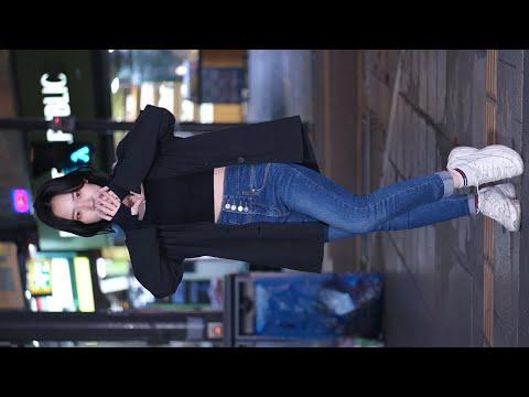 201116 [Lovesick Girls] 댄스팀 네버랜드 Neverland 해수 직캠 [신촌버스킹] By …