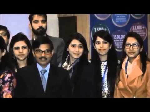 Bharati Vidyapeeth Institute Of Management and Research video cover1