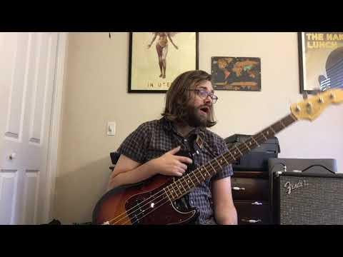 "A bass lesson on Led Zeppelin's ""Communication Breakdown"""