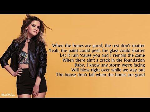 Maren Morris - The Bones [Lyrics]