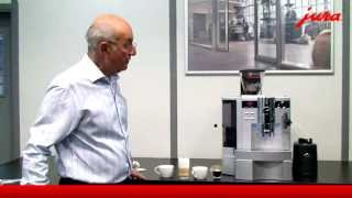 JURA IMPRESSA XS95 - Product Demonstration