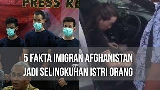 Digerebek di Mobil hingga Paras Tampan, Ini 5 Fakta Imigran Afganistan Jadi Selingkuhan Wanita Riau