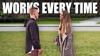 How to Approach Girls (works EVERY time)