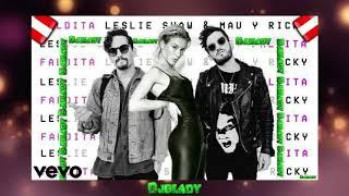 98 Leslie Shaw, Mau Y Ricky   Faldita (Official Music)