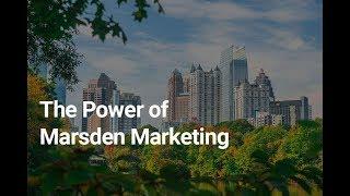 Marsden Marketing - Video - 1