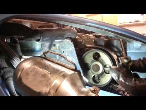 Der Motor auf opel 2 0 Benzin
