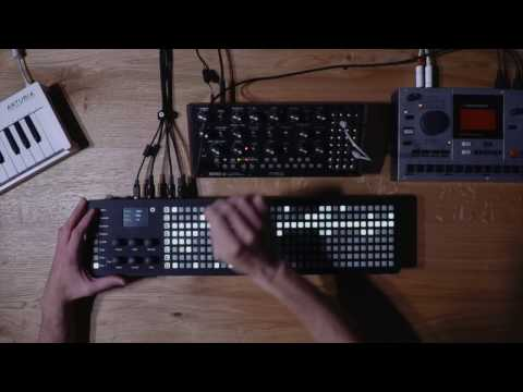 Polyend Seq MIDI Step Sequencer