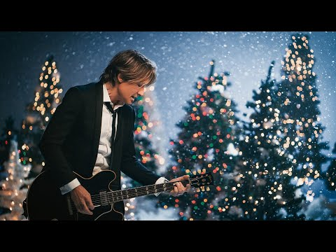 """Keith Urban - """"I'll Be Your Santa Tonight"""" Making the Video"""