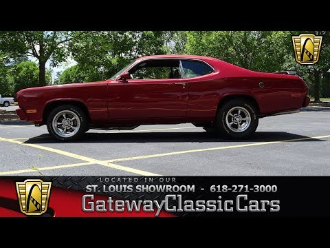 Video of '74 Duster - LBLI