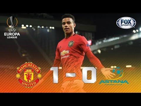 NA MARRA! Joia brilha, e Manchester United bate o Astana pela Europa League; veja os lances