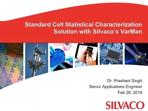 Standard Cell Statistical Characaterization VarMan